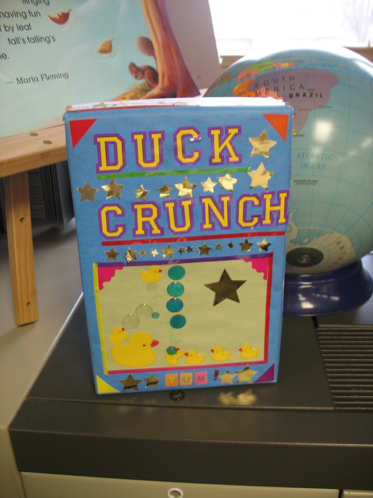 cereal box book report games Cereal box book report this week you selected a teacher-approved realistic fiction chapter book from our classroom or school library over the next 2½ weeks, you will read your self-selected.