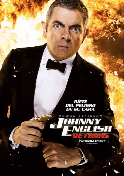 Johnny English Returns Online