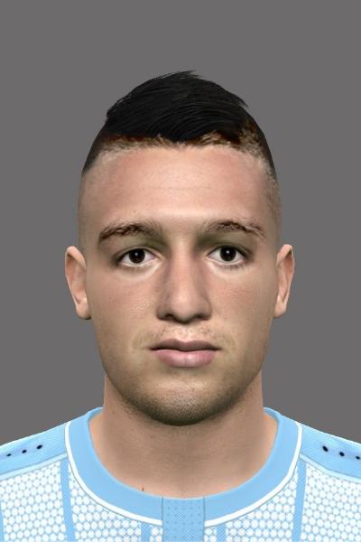 Sergej Milinkovic-Savic PES 2016 Face