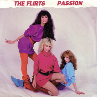 The Flirts Passion Special REMIXED Disco Version