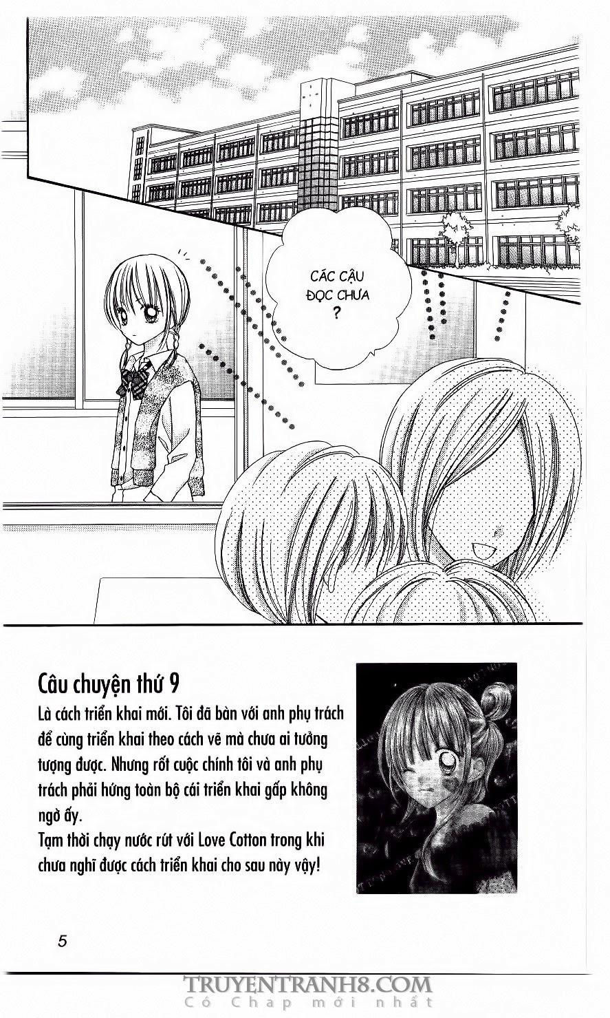 Love Cotton!!! chap 13 - Trang 2
