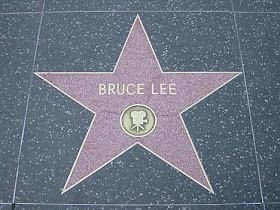 BRUCE LEE EM HOLLYWOOD