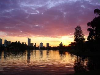 Londrina Sunset