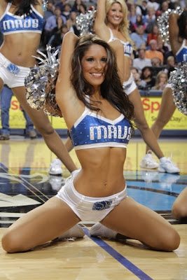 NBA Cheerleaders Beautiful Latest Hot Images 2013 All