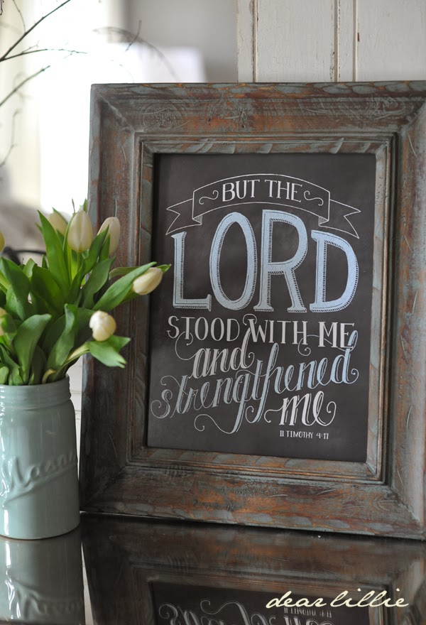 http://www.dearlillie.com/product/the-lord-stood-with-me-11x14-chalkboard-print-with-blue