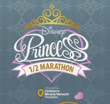 Run disney princess half marathon sweepstakes and giveaways
