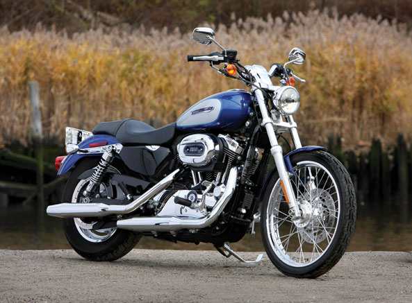 2011 Harley Sportster Xl1200c Review