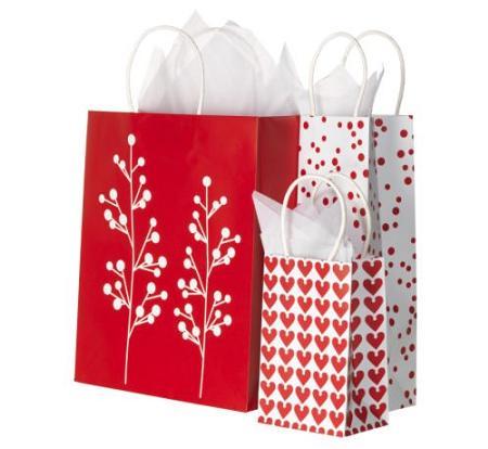 Regalos para todos bolsas de regalo - Bolsa de papel para regalo ...