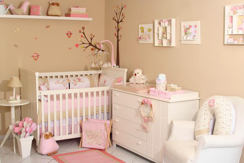 quarto bebe tema jardim:Seguem abaixo algumas fotos de quartos de bebê para meninas. Tem