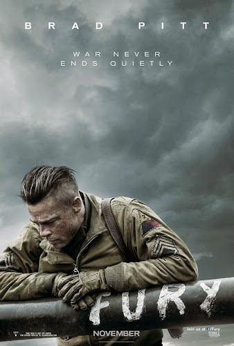 Fury (BRRip 720p Dual Latino / Ingles) (2014)