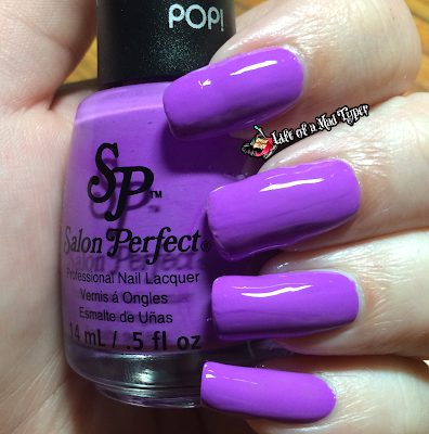 Purple POP!