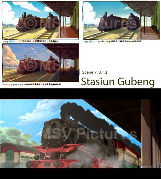 Battle of Surabaya- Film Animasi Kreasi Indonesia