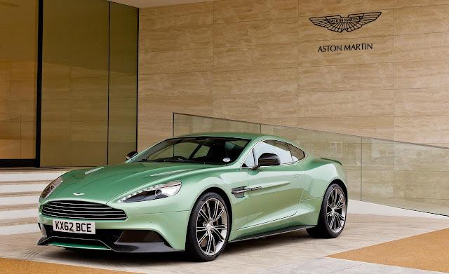 2013 Aston Martin Vanquish Photo