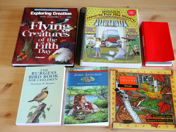 Bigger Science Nature Study with John Audubon: Young Naturalist {Units 10-14}