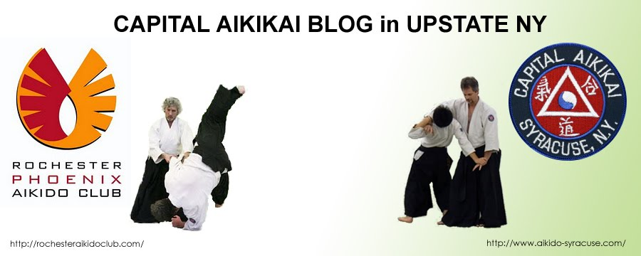 Capital Aikikai Blog  in Upstate NY