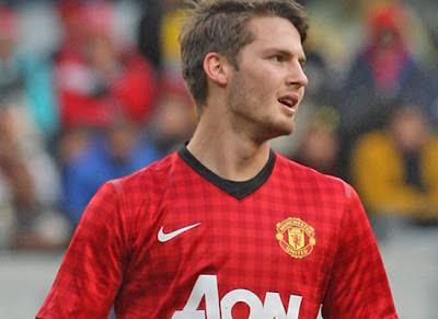 Nick Powell Midfielder Manchester United