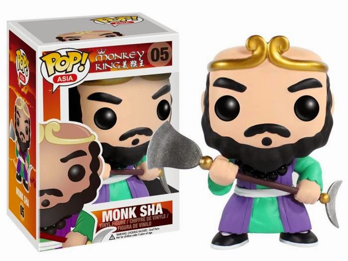 Funko Pop! Asia Monk Sha