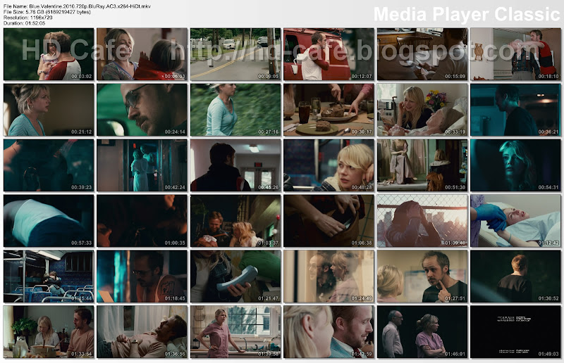 Blue Valentine 2010 video thumbnails