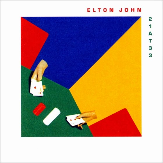 Elton John Superstar Elton John 21 At 33 1980