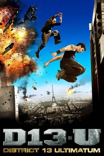 District 13: Ultimatum (2009) ταινιες online seires oipeirates greek subs
