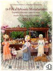 Fira d'Artesans Miniaturistes