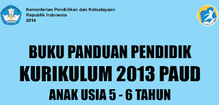 Download Buku Panduan PAUD Kurikulum 2013