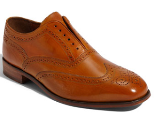 Cap Toe Oxfords vs. Wing Tip Shoes
