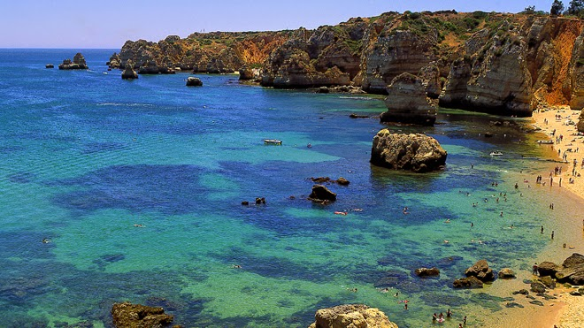 Algarve, Portugal, Turismo em Portugal