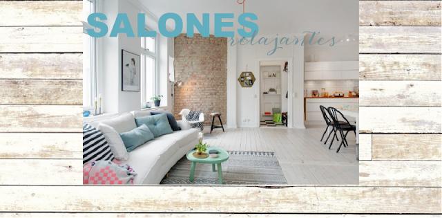 Salones relajantes by Habitan2