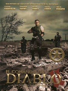 El comando del diablo 2 - Narcopelicula Mexicana 2001.