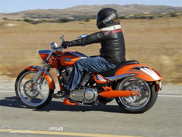Speedy Bikes 2009 Victory Vegas Jackpot