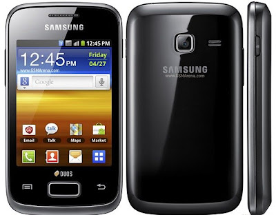 Samsung Galaxy Young ( Samsung Y ) Duos Price Specifications Reviews