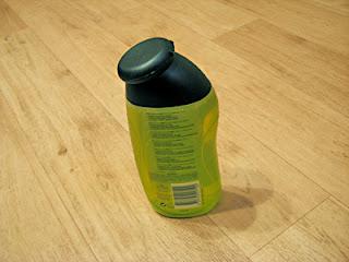 Adidas Pure Game Showergel (Guaiac Wood Extract): een lekkere douchegel om mee wakker te worden!