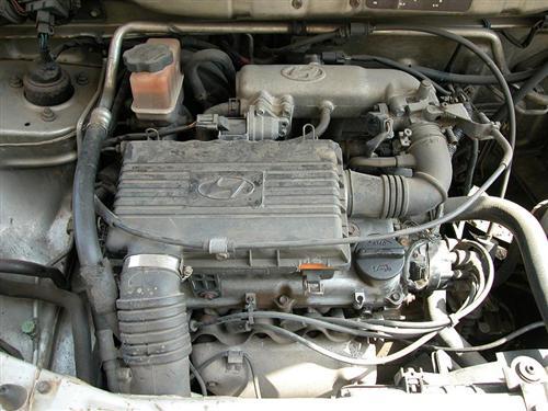 hyundai atos engine specifications