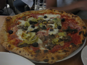 EATALY pizza