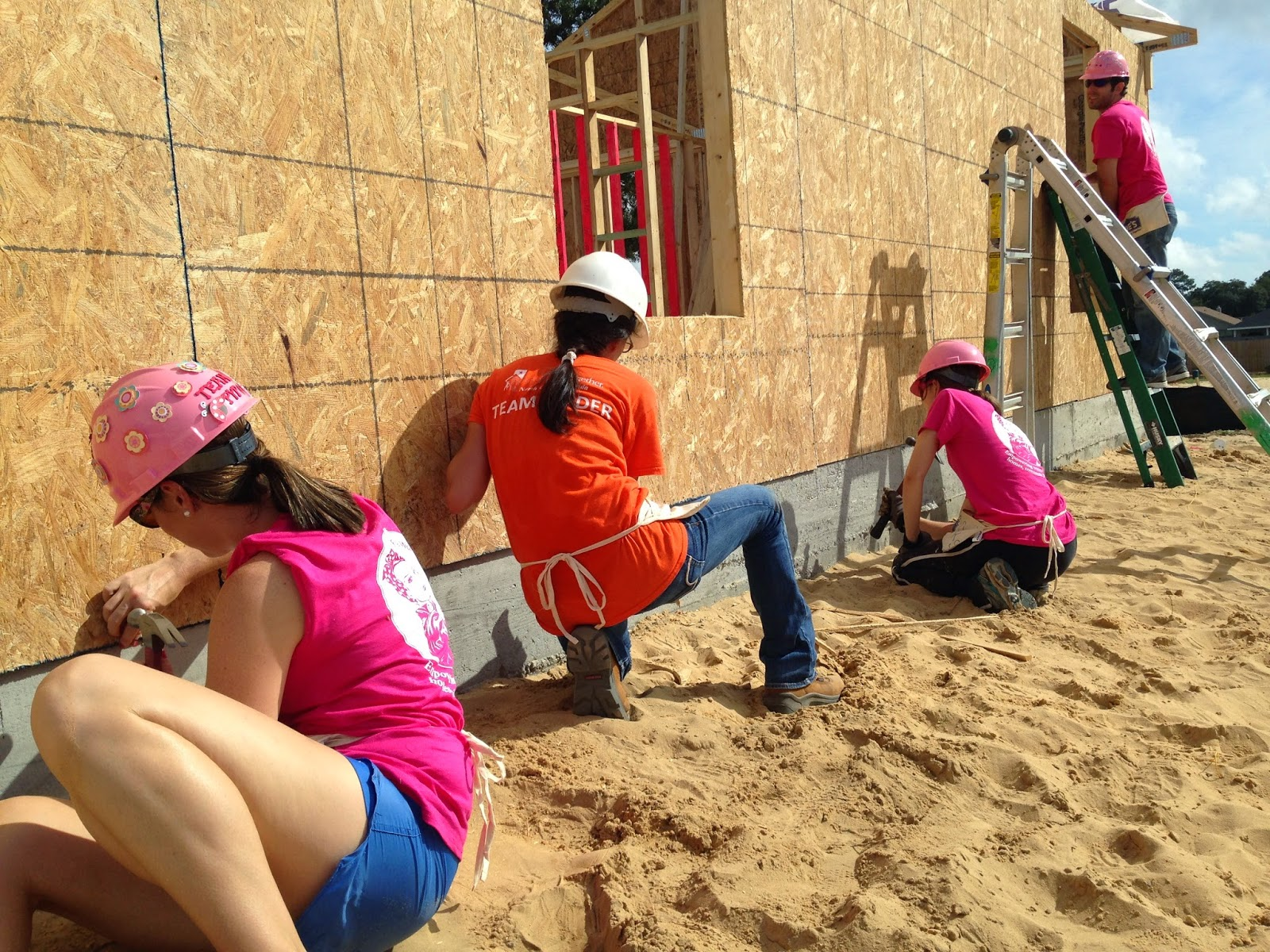 Women Build Pensacola Habitat for Humanity