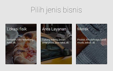 Membuat Google Fans Page Google+ 3