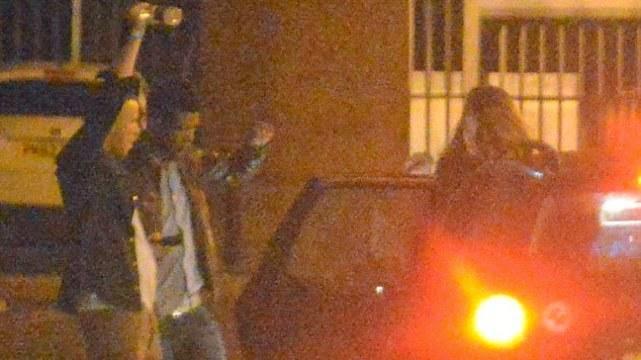 بالصور ويلباك وكليفرلي يرقصون في الشارع