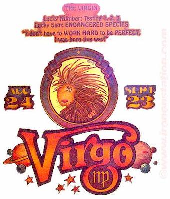 BINTANG VIRGO