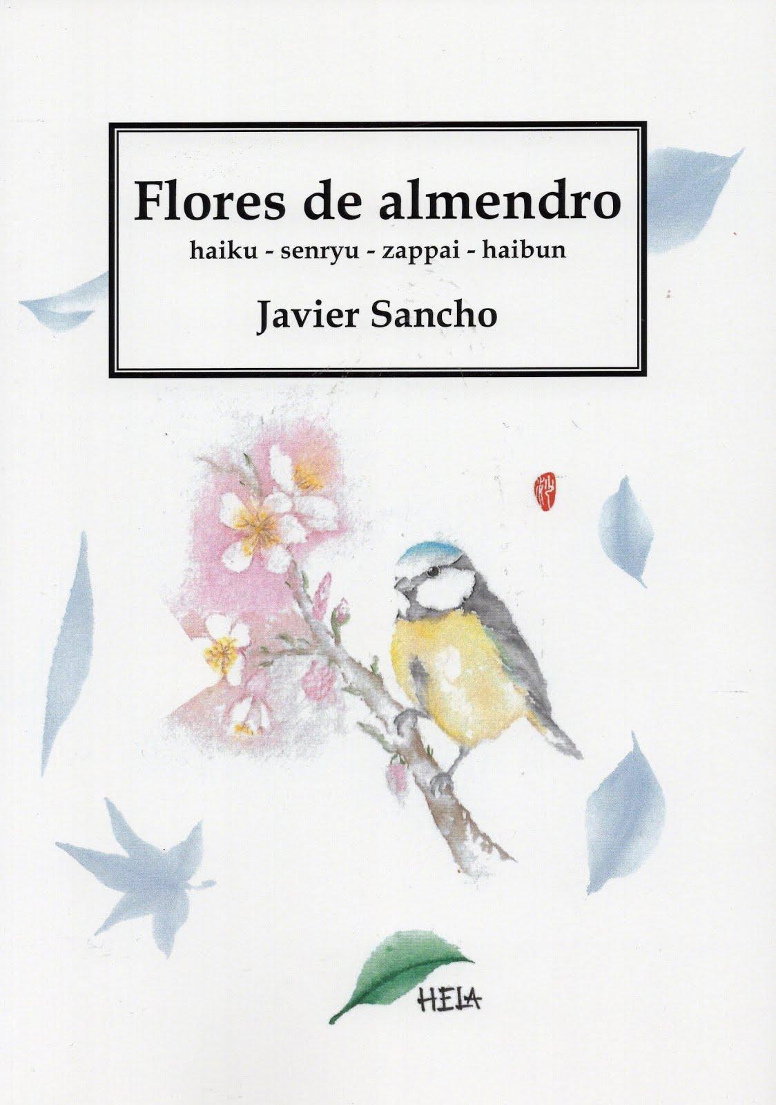Flores de almendro, Javier Sancho. HELA colección Hojas de té