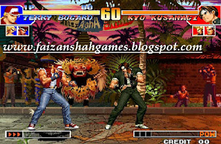 The king of fighters 97 play online