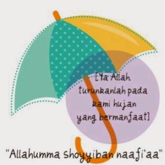 Doa hujan dan petir