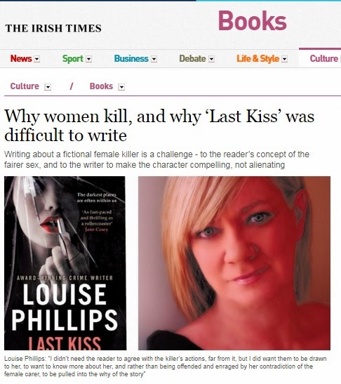 Irish Times - Why Women Kill