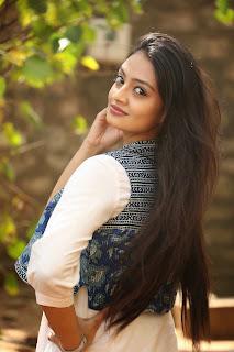 Actress Nikitha Narayan Latest Pictures at Ladies and Gentlemen Platinum Disc Function 25.JPG
