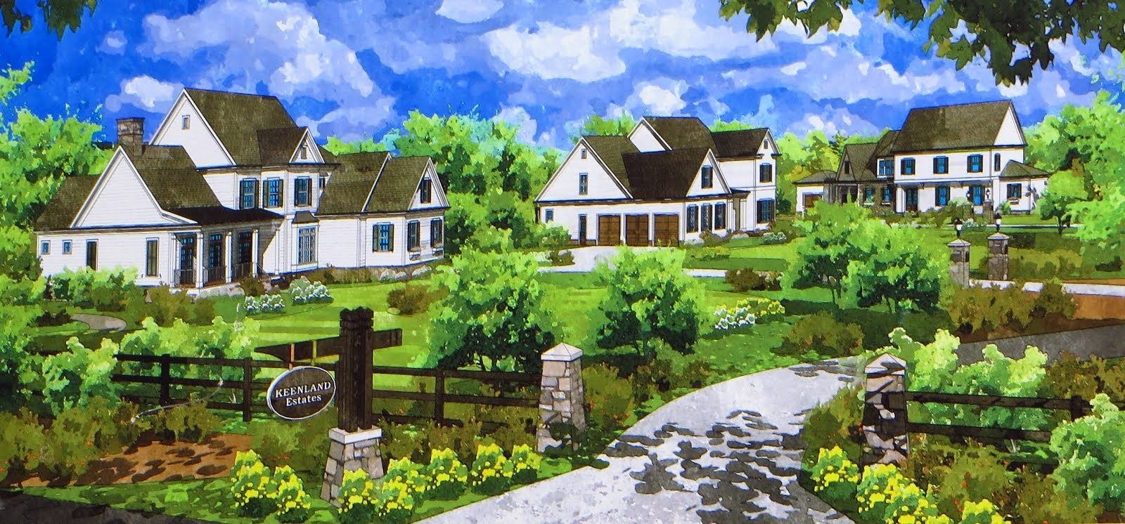 Keeneland Estates