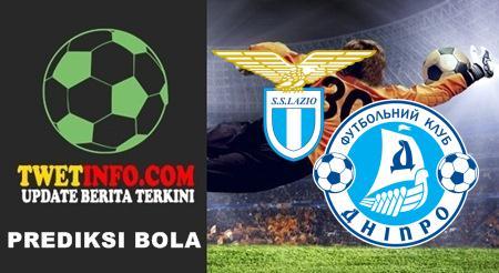 Prediksi Lazio vs Dnipro Dnipropetrovsk