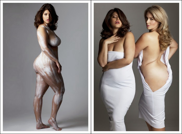 Curvas Blancas Mujer - esbiguznet