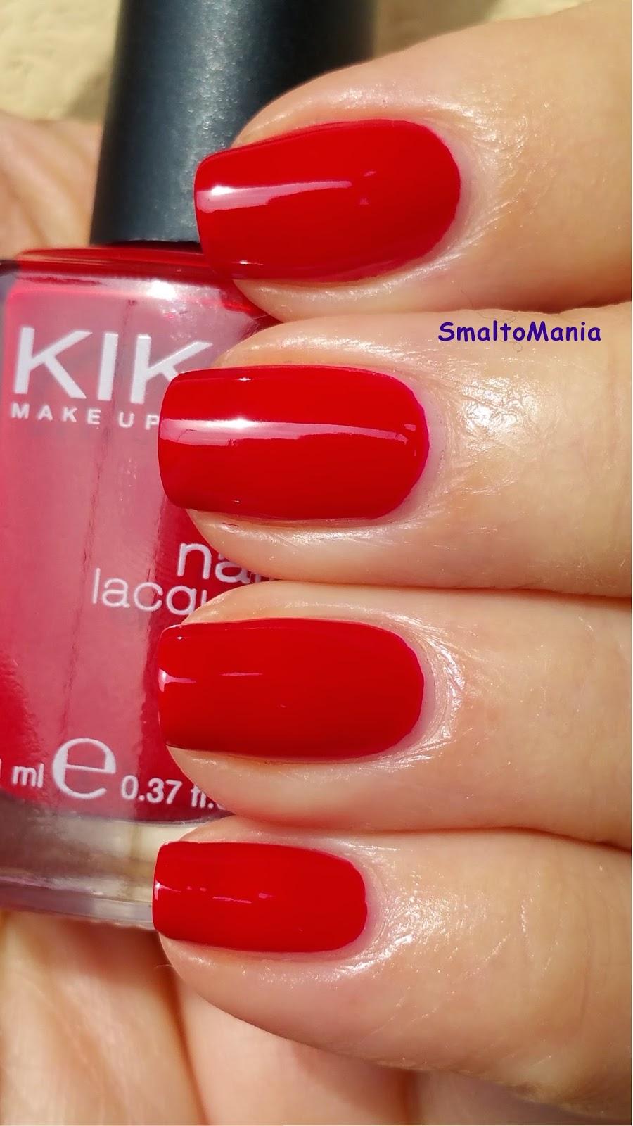Kiko n.239 Rosso Vermiglio