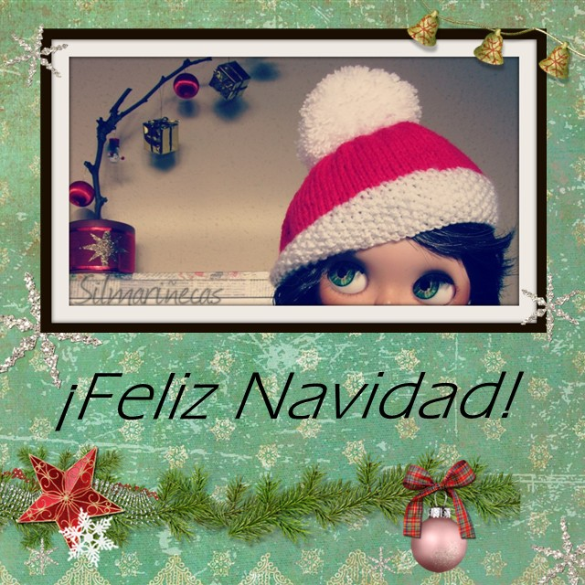 feliz navidad silmariñecas