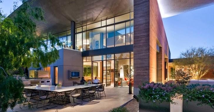 World Of Architecture Multimillion Modern Dream Home In